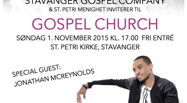 Gospel Church with Jonathan McReynolds