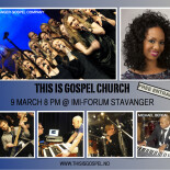 This is gospel church 9 March 2013