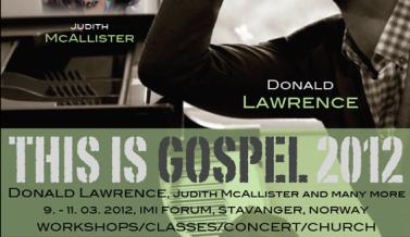 This is gospel 2012