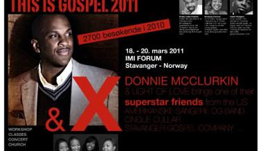 This is gospel 2011